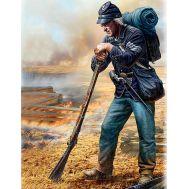 Гражданская война США. Короткая передышка масштаб 1:35 MB35196, фото 1