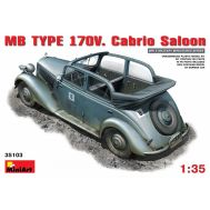 MB тип 170V немецкий штабной автомобиль масштаб 1:35 MiA35103, фото 1