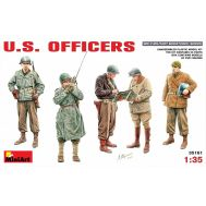 Американские офицеры масштаб 1:35 MiA35161, фото 1