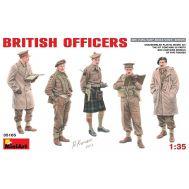 Британские офицеры масштаб 1:35 MiA35165, фото 1