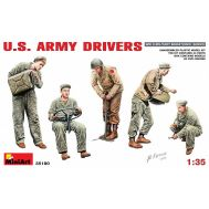 Американские армейские водители масштаб 1:35 MiA35180, фото 1