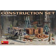 Строительные аксессуары и инструменты масштаб 1:35 MiA35594, фото 1