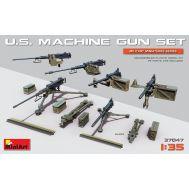 Набор американских пулеметов масштаб 1:35 MiA37047, фото 1