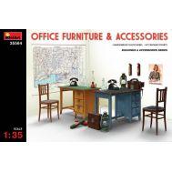 Офисная мебель и аксессуары масштаб 1:35 MiA35564, фото 1