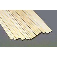 Ассортимент латунных гибких полосок 6,35х0,8 мм и 12,7х0,8 мм, 4 шт KS5078, фото 1