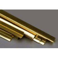 Уголок латунный 1,6 мм, 1 шт KS815003, фото 1