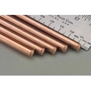 Ассортимент медных гибких прутков 1,6 и 2,4 мм, 4 шт KS5071, фото 1