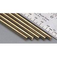 Ассортимент латунных прутков 1,6 и 1,2 мм, 4 шт KS5072, фото 1
