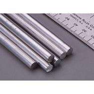 Пруток алюминиевый круглый 6,4 мм, 1 шт KS83045, фото 1