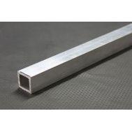 Квадратная алюминиевая трубка 2,4 мм, 1 шт KS83010, фото 1