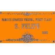 Табличка 115х65 мм SAN FELIPE SYT43956, фото 1