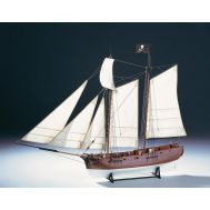 ADVENTURE PIRATE SCHOONER масштаб 1:60 AM1446-рус, фото 1