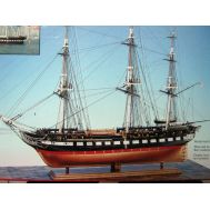 USS CONSTITUTION масштаб 1:76 MS2040, фото 1