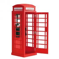 Телефонная будка London Telephone Cabin масштаб 1:10 AL20320, фото 1