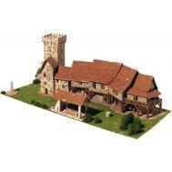Конюшня со средневековой башней ADS1457, фото 1