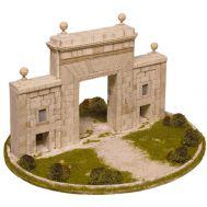 Ворота CARMEN масштаб 1:55 ADS1262, фото 1