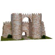 Ворота ALCAZAR масштаб 1:100 ADS1266, фото 1