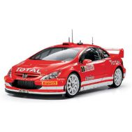 Peugeot 307 WRC Monte-Carlo '05 Tamiya масштаб 1:24 24285, фото 1