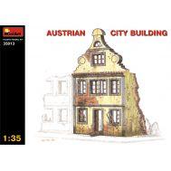 Австрийское городское здание масштаб 1:35 MiniArt MiA35013, фото 1