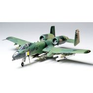 Fairchild Republic A-10A Thunderbold II масштаб 1:48 Tamiya 61028, фото 1