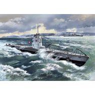 U-Boat Type IIB 1939г. масштаб 1:144 ICMS009, фото 1