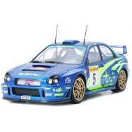 Subaru Impreza WRC 2001 масштаб 1:24 Tamiya 24240, фото 1