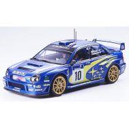 Subaru Impreza WRC 2002 масштаб 1:24 Tamiya 24259, фото 1