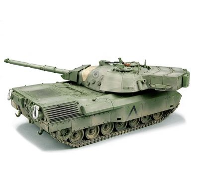 Leopard C2 MEXAS масштаб 1:35 Takom TAK2003, фото 3