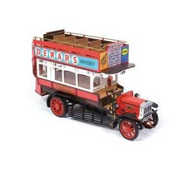 Модель автобуса DENNIS Bus B-Type масштаб 1:24 OC57000-рус, фото 5