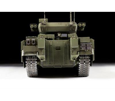 Российская тяжелая боевая машина пехоты ТБМПТ Т-15 Армата масштаб 1:35 ZV3681, фото 7