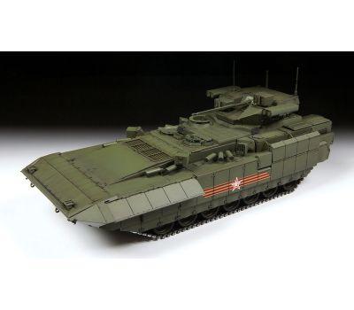 Российская тяжелая боевая машина пехоты ТБМПТ Т-15 Армата масштаб 1:35 ZV3681, фото 8