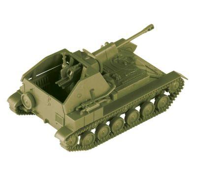Советская САУ СУ-76М масштаб 1:100 ZV6239, фото 2