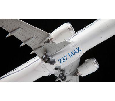 Пассажирский авиалайнер Боинг 737-8 MAX масштаб 1:144 ZV7026, фото 2