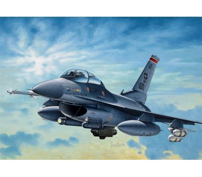 F-16 C/D Night Falcon масштаб 1:72 Italeri IT188, фото 1