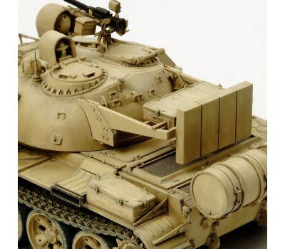 Танк Т-55 Enigma, Иракская армия, с 1 фигурой масштаб 1:35 Tamiya 35324, фото 3