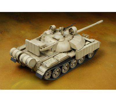 Танк Т-55 Enigma, Иракская армия, с 1 фигурой масштаб 1:35 Tamiya 35324, фото 4