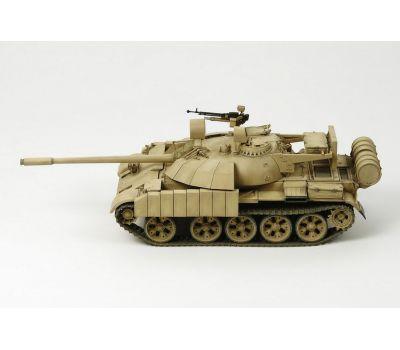 Танк Т-55 Enigma, Иракская армия, с 1 фигурой масштаб 1:35 Tamiya 35324, фото 2