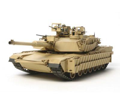 US M1A2 Sep Abrams Tusk II 120мм с 2 фигурами масштаб 1:35 Tamiya 35326, фото 1