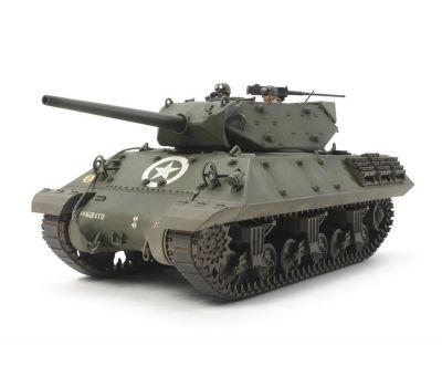 Американская самоходка Tank Destroyer M10, с 3 фигурами масштаб 1:35 Tamiya 35350, фото 2