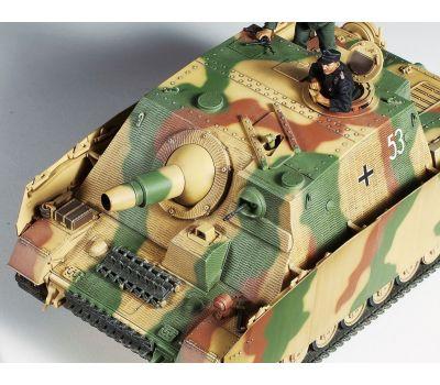 Sturmpanzer IV BRUMMBAR, поздняя версия  с 2 фигурами масштаб 1:35 Tamiya 35353, фото 5