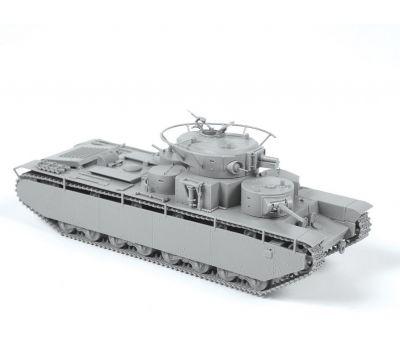 Советский тяжелый танк Т-35 масштаб 1:72 ZV5061, фото 7