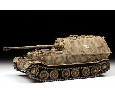 Немецкий истребитель танков Элефант масштаб 1:35 ZV3659, фото 2