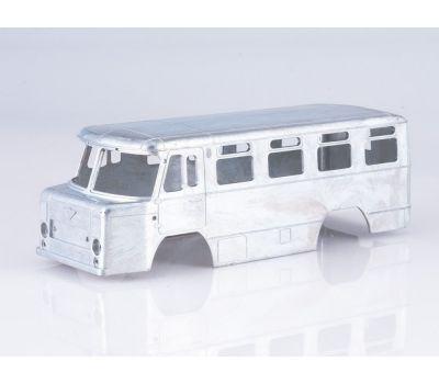 Специальный армейский автобус АС-38 (KIT) металл масштаб 1:43 4020AVD, фото 2