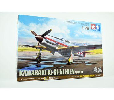Kawasaki Ki-61-Id Hien - (Tony) масштаб 1:72 Tamiya 60789, фото 1