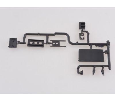Полуприцеп МАЗ-9506-20 (KIT) металл масштаб 1:43 7037AVD, фото 5