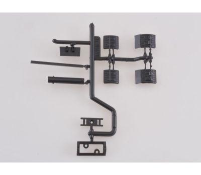 Полуприцеп МАЗ-9506-20 (KIT) металл масштаб 1:43 7037AVD, фото 6