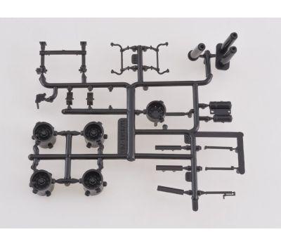 Полуприцеп МАЗ-9506-20 (KIT) металл масштаб 1:43 7037AVD, фото 7