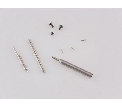Полуприцеп МАЗ-9506-20 (KIT) металл масштаб 1:43 7037AVD, фото 8