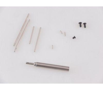 Полуприцеп МАЗ-9506-30 (KIT) металл масштаб 1:43 7038AVD, фото 5