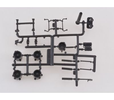 Полуприцеп МАЗ-9506-30 (KIT) металл масштаб 1:43 7038AVD, фото 7